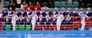 20180212 여자아이스하키 남북단일팀-스웨덴 (15)