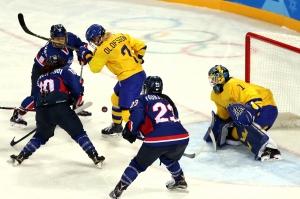 20180212 여자아이스하키 남북단일팀-스웨덴 (43)