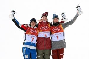 20180220 프리스타일 스키 여자 하프파이프 결승(금메달 캐나다 캐시 샤프)006