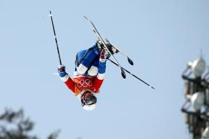 20180220 프리스타일 스키 여자 하프파이프 결승(은메달 프랑스 마리 마르티노)003
