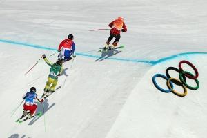 20180221 프리스타일 스키 남자 크로스006